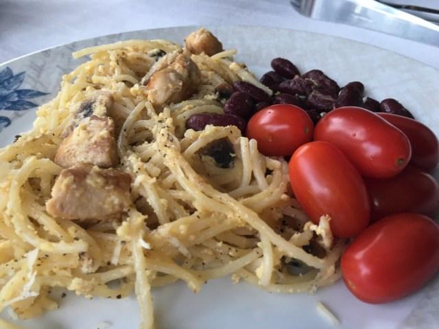 Pasta Carbonara2