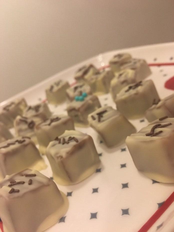 Chokladdoppad citronkola
