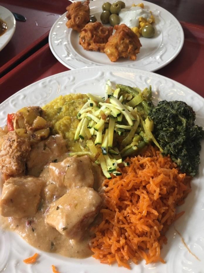 Indiska restaurangen