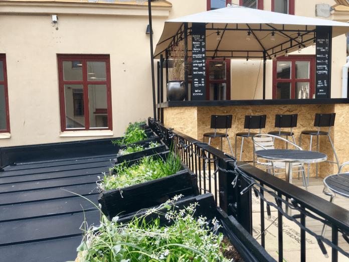 Restaurang Norra Station