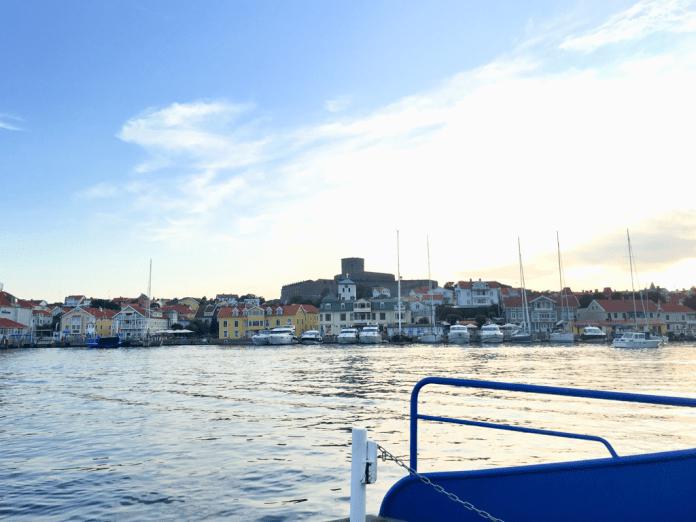Marstrand och Carlstens fästning