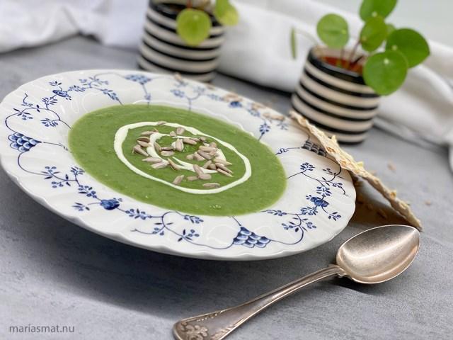 Svinnsmart soppa för 10 kr
