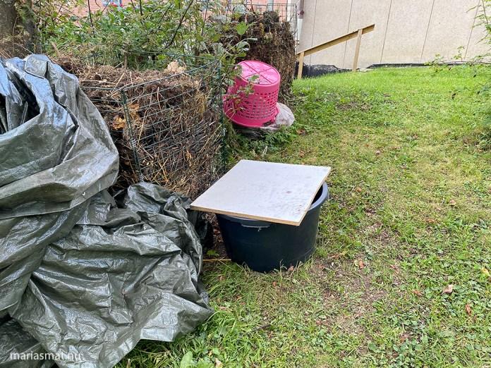 Min egen kompost