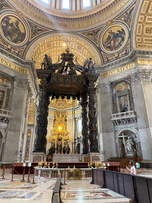 Peterskyrkan i Rom