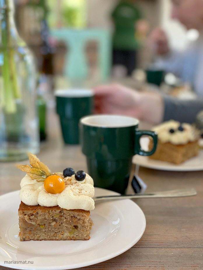 Morotskaka Stinas Café i Kivik