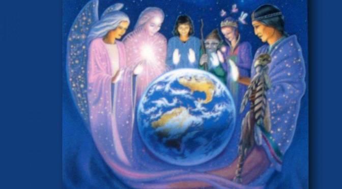 Wist je dat Engelen soms Hoogbewuste buitenaardse Wezens zijn?