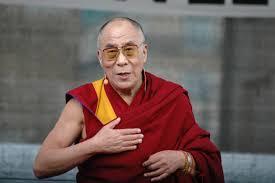 De Dalai Lama benadrukt: 'Geef nooit op'!