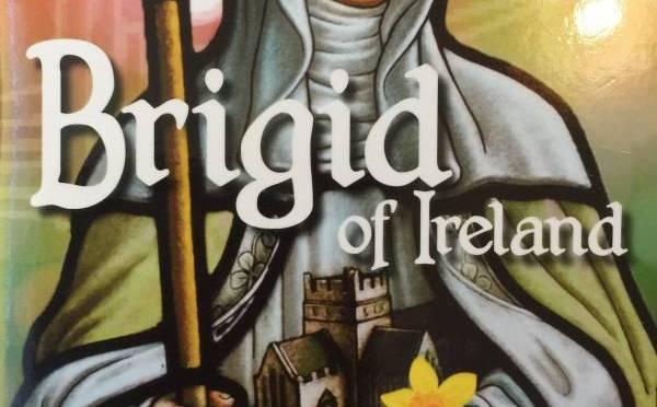 Heilige Saint Brigid uit Kildare – Patronesse van Ierland
