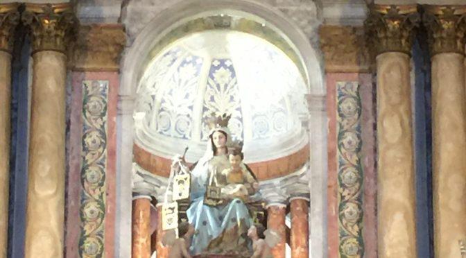 Anna Gebed, Stella Maris Klooster & Grot van de Profeet Elia in Haifa – Israël