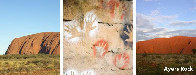 Teken & doe eens een 'Uluru Rock Leylijn Mandala' Ceremonie!