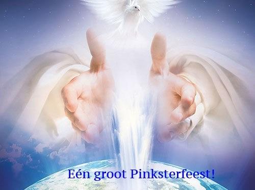 Helend Moeder Hathor Gebed voor in de Goede Week, Pasen & Pinksteren