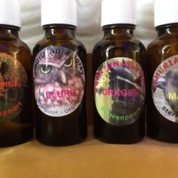 9) LeMUria Aura Spray's + MP3