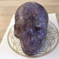 01b) Orgonite Kristallen Skulls