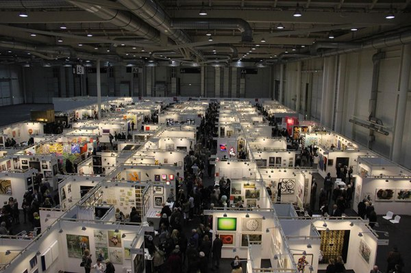 Drawings and prints in the Affordable Art Fair Hamburg and