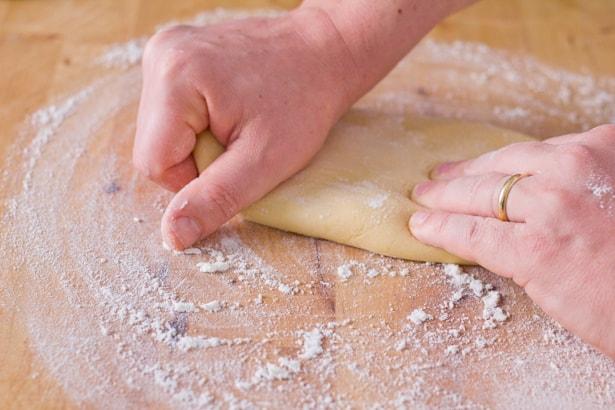 Pasta a los 4 quesos (cortesìa de Max)