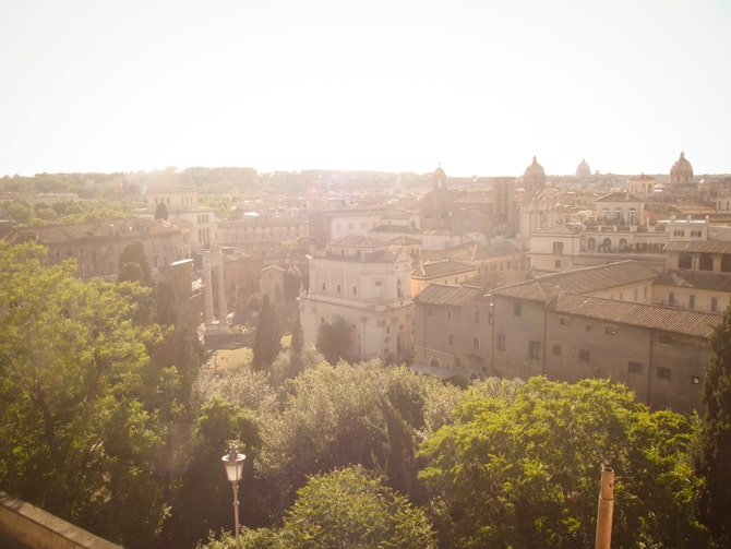 Roma en mayo
