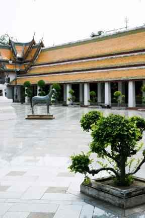 Interiores de Wat Suthat