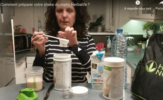 Video shake herbalife