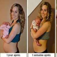 Comment perdre du poids après la grossesse