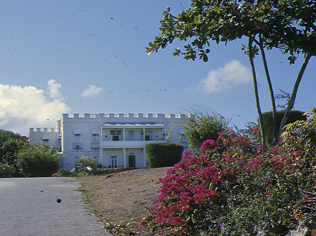 Plantation house, Redlegs, Barbados