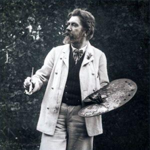 P.S. Krøyer, Peder Severin