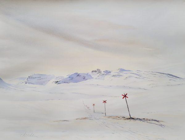 Sylarna, Blåhammaren, Jämtlandstriangeln