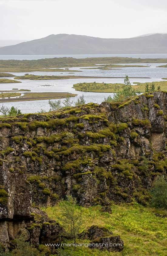 Islande, parc national de Þingvellir © Marie-Ange Ostré