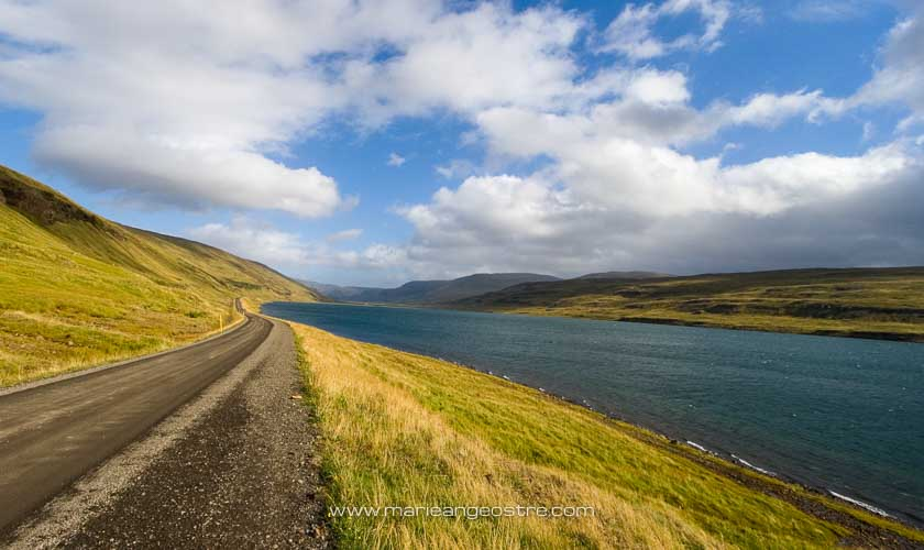 Islande, fjord © Marie-Ange Ostré