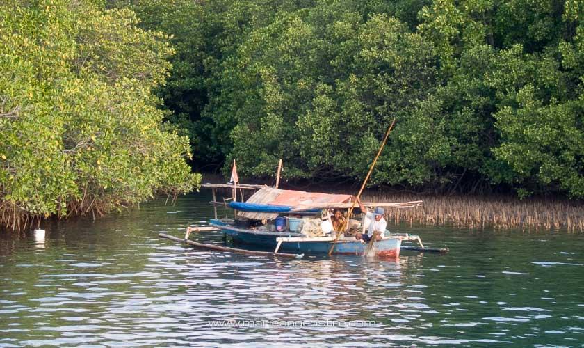 Indonésie, bateau Bajo parc de Komodo © Marie-Ange Ostré