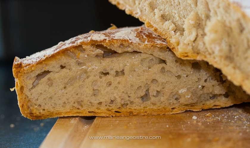 Irlande du Nord, apprendre à cuire le pain © Marie-Ange Ostré