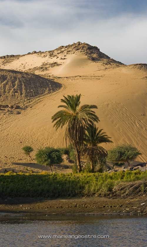 Egypte, croisière sur les rives du Nil © Marie-Ange Ostré
