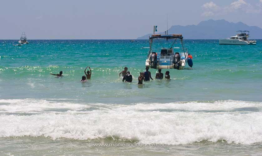 Seychelles, plonger avec le centre de plongée Blue Sea Divers à Mahé © Marie-Ange Ostré