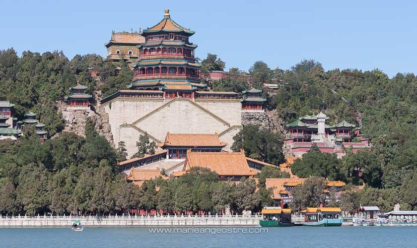 Chine, ancien Palais d'Eté, Pékin © Marie-Ange Ostré
