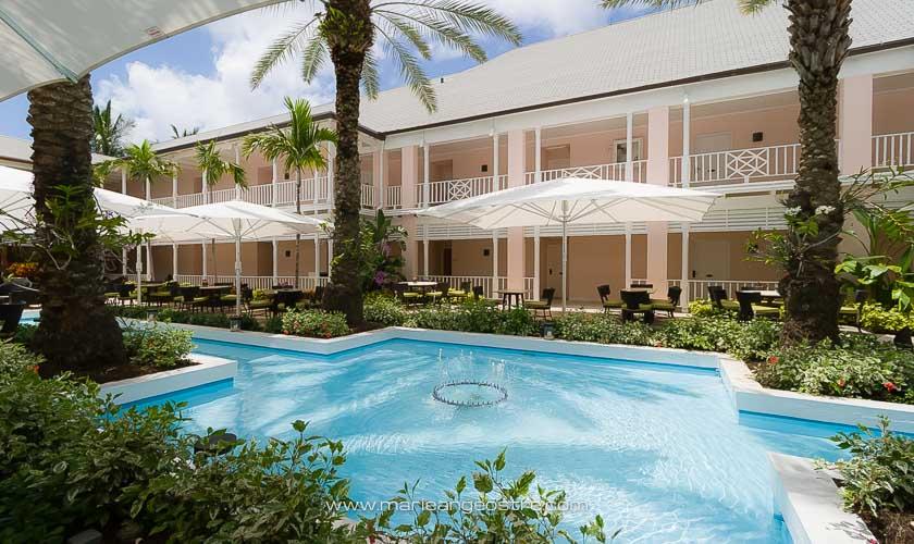 Bahamas, One & Only Ocean Club, l'hôtel 5* de James Bond © Marie-Ange Ostré