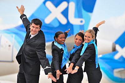 Interview hôtesse de l'air XL Airways