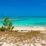 Bahamas, lagon de Crooked Island et son phare © Marie-Ange Ostré