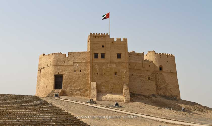 Fujairah, fort Al Saif © Marie-Ange Ostré