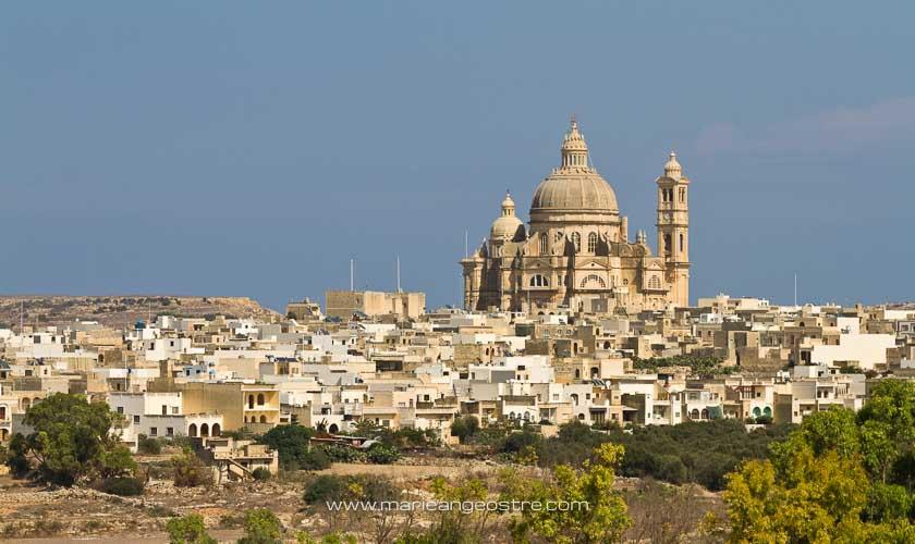 Archipel de Malte, île de Gozo © Marie-Ange Ostré