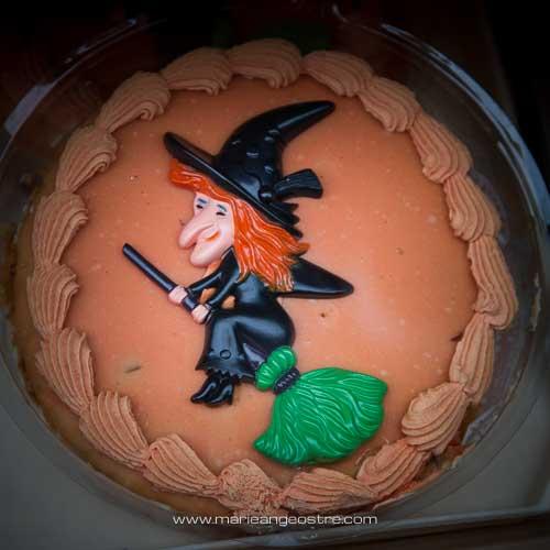 Ecosse, gâteau pour Halloween © Marie-Ange Ostré