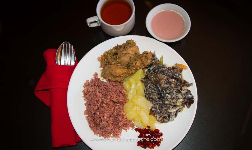 cuisine traditionnelle du Bhoutan