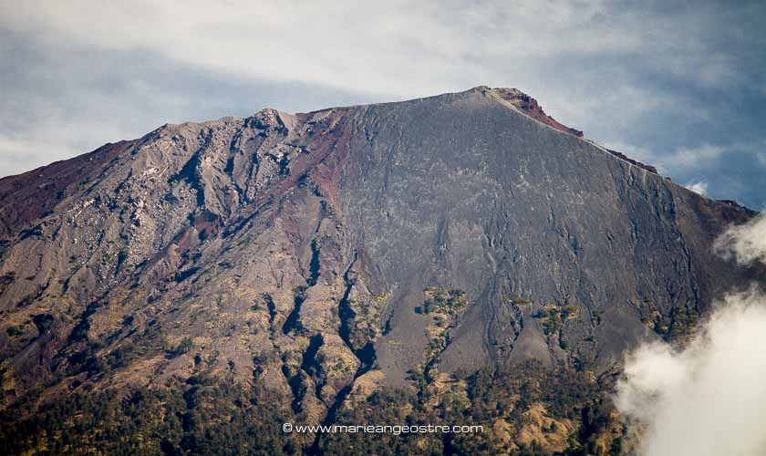 Lombok, volcan Mount RInjani ©Marie-Ange Ostré