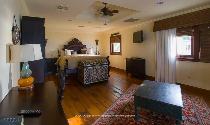 Bahamas, chambre au Marley Resort à Nassau © Marie-Ange Ostré