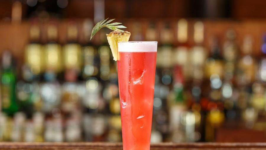 Cocktail Singapore Sling © Masterclass.com