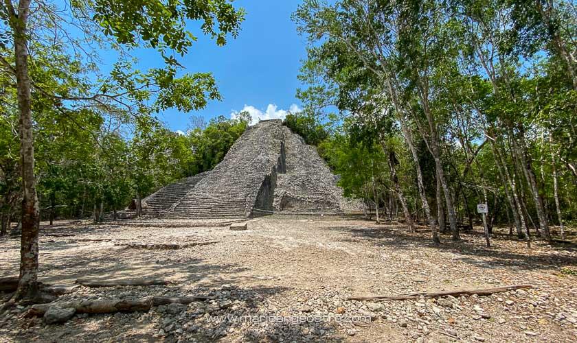 Voyage Mexique 2021, Cobá site Maya © Marie-Ange Ostré