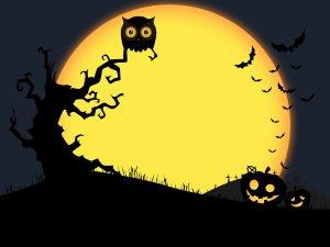 Upcoming Hallowe'en Stories!