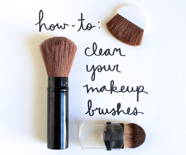 Cleaning Your Beauty Tools