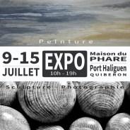 Exposition du 9 au 15 juillet à Quiberon