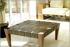 Designer Furniture : Porada : Meridian Coffee Table at Marie Charnley Interiors
