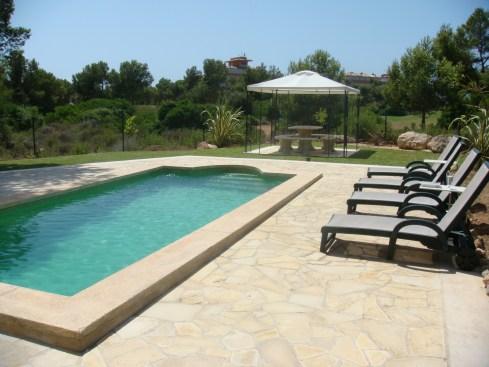 Homes Abroad : Mallorca Villa Pool