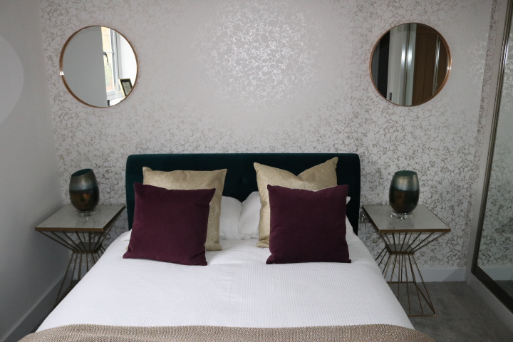 Show Home : Housing Development : Mossley : Interior Design